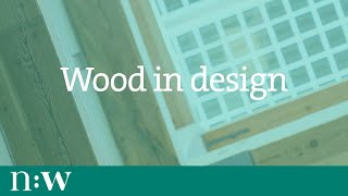 Wood In Design