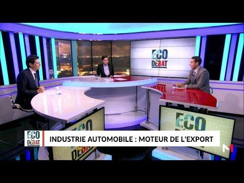 Eco Débat : Industrie automobile au Maroc