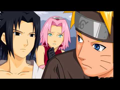 Naruto & Sakura  ~a Quien Tu Decidiste Amar
