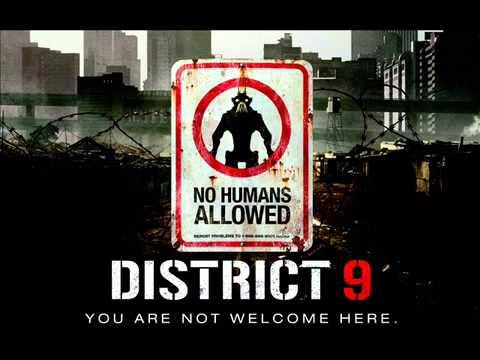 A hét mesterlövésze - District 9