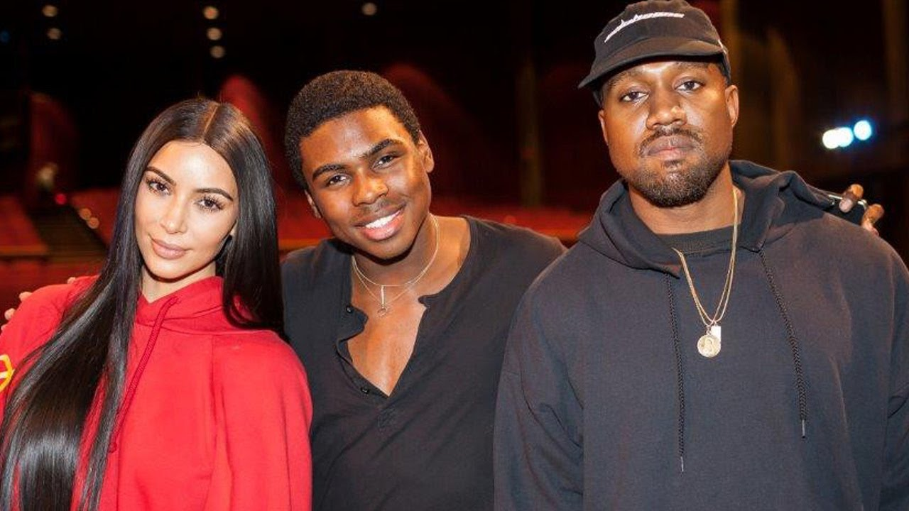 Kim Kardashian & Kanye West Attend The Nutcracker - Kim Rocks Lip ...