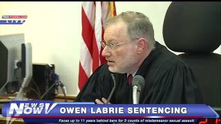 FNN: Owen Labrie Sentenced to 1-Year in Jail in Prep School Rape Case