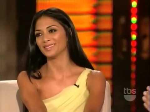 Nicole Scherzinger on Lopez Tonight Show - TBS: April 5, 2010