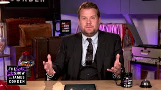 James Corden Is Hopeful on a Dark Day in the U.S.