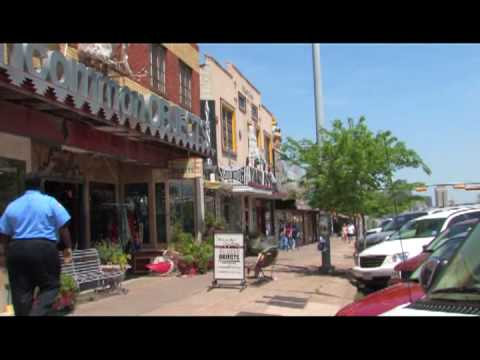 Austin, Texas Tourism : Austin Tourism: SoCo District