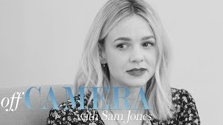 Carey Mulligan Talks About Her Stage Fright Before the Play 'Girls and Boys'