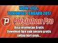Wow..Gila..Telkomsel terbaru 2017 pakai Phisiphon pro bisa internetan gratis dan download gratis.