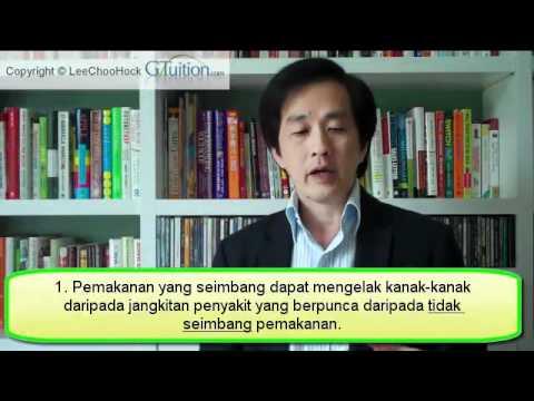 Latihan Imbuhan Bahasa Malaysia (Online Tuition)