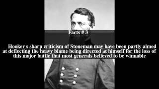 George Stoneman Top # 5 Facts