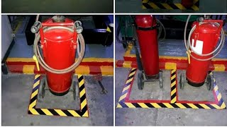 Foam Fire extinguisher How To Assembl in Hindi / Types Of Fire extinguisher in Hindi