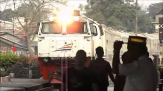 Kereta Api Cirebon Ekspres berjalan langsung Cikampek