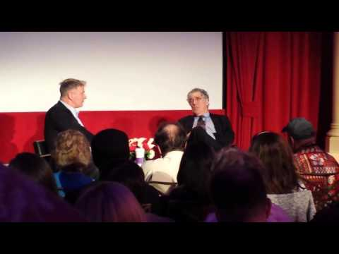 Elliott Gould discussing his role as Phillip Marlowe in The Long Goodbye