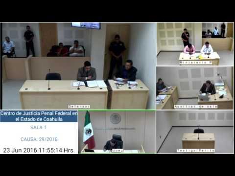 Audiencia de Impugnación de Determinación del Ministerio Público