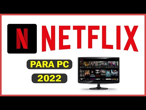 Como Descargar Netflix Para PC (Windows) | 2019 | Gratis | Ultima Version
