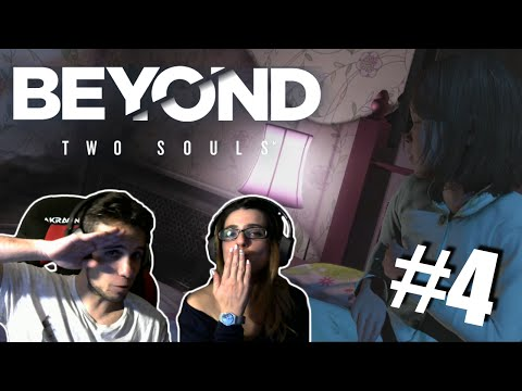 LOS MONSTRUOS SI EXISTEN | BEYOND TWO SOULS