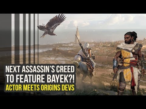 Next Assassin's Creed Game Devs Meet With Bayek?! & Petition Against Assassin's Creed Odyssey thumbnail