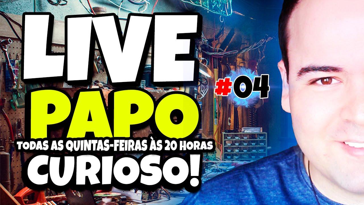 BATE PAPO CURIOSO 5 - #QUINTACURIOSA - YouTube