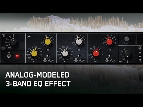 Filtek MK3 | 3-Band EQ Effect