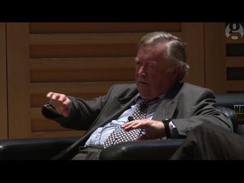 Ken Clarke talks
