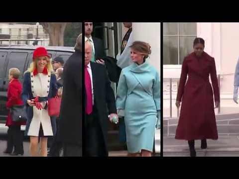 Inauguration day fashion