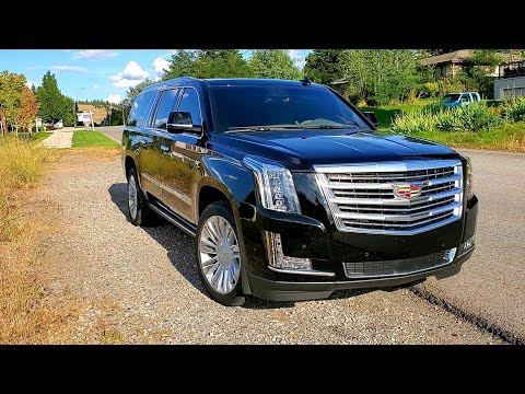 Cadillac Escalade ESV platinum owner review.
