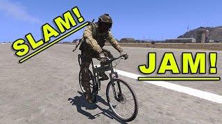 SLAM! JAM! BIKE! - Arma 3 Exile mod