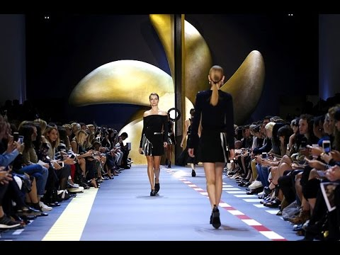 Thierry Mugler | Spring Summer 2016 Full Fashion Show | Exclusive