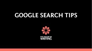 Advanced Google Search Tips   Essay Writing