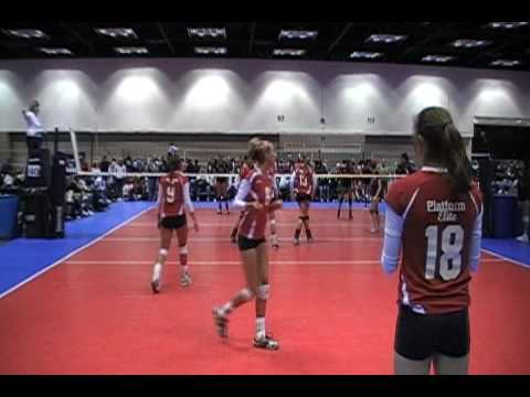 Halli Meyer, Setter #09, MidEast Qualifier, Game Film - Part I
