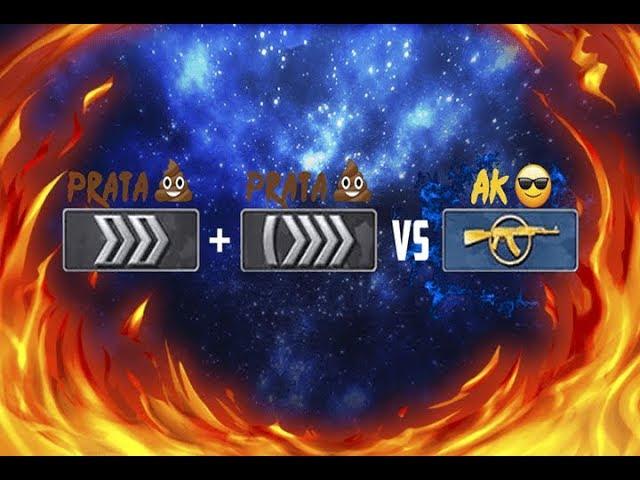 CS:GO - Dois pratas contra um AK ‹ XPN ›
