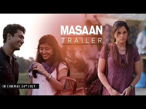 MASAAN - Official Trailer 2015