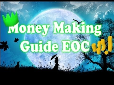 ★Runescape Money Making P2P 2012 EOC★ 1-4M/H
