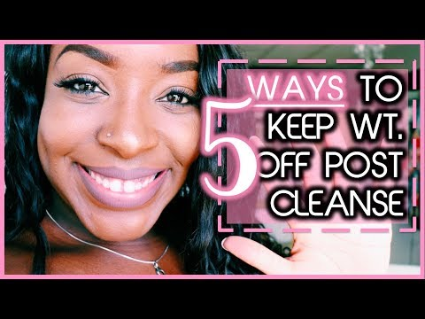 5 WAYS TO KEEP WEIGHT OFF POST MASTER CLEANSE   MASTER CLEANSE 101