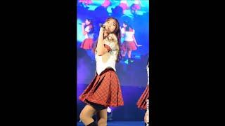 Namsai BNK48-Skirt, Hirari (พลิ้ว) @JOOX Weekly Update 22.12.2017 Fancam