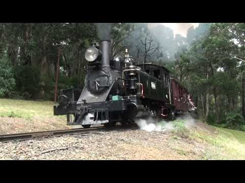 Steam In The Hills