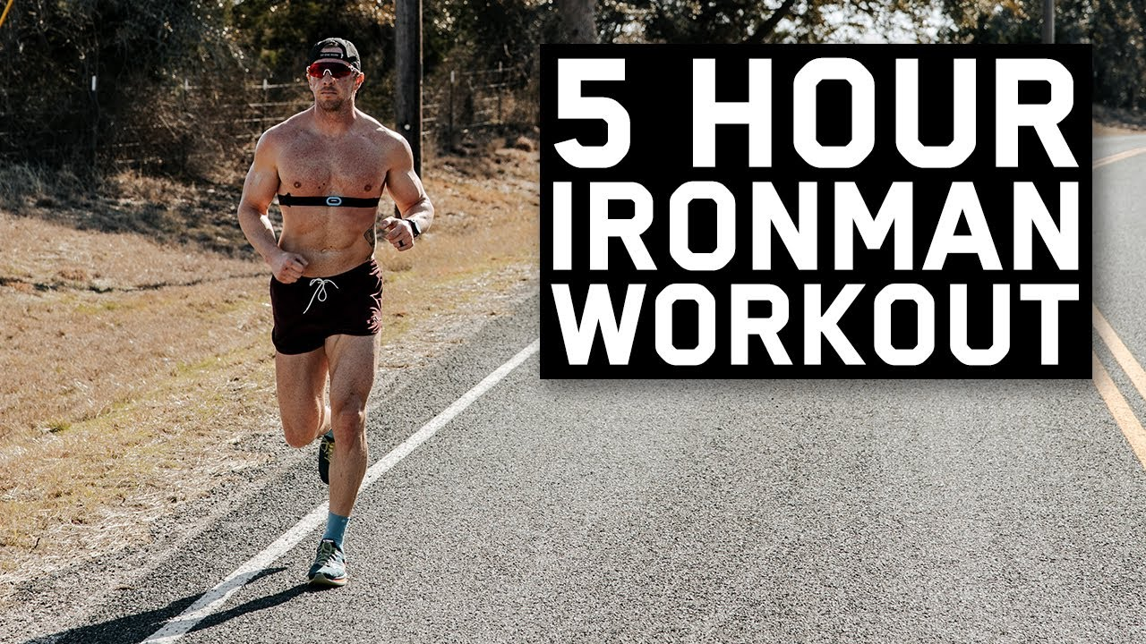 The 5 Hour Workout | Ironman Prep S2.E17