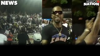 Safaree Gets BOOED From Dyckman, CHUNKS THROWN Over