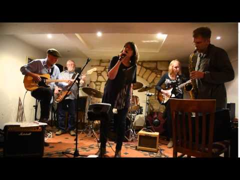 New Blues band, debuted Blues night, at The Swan Hotel Bradford on Avon