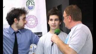 POGRESILA RODA@AR FEST - Interview...