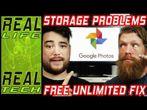 Thumbnail: MUST HAVE APPS | FREE UNLIMITED STORAGE | GOOGLE PHOTOS | RLRT