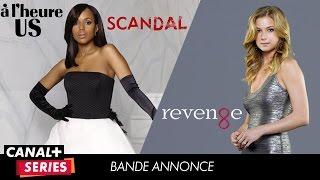 Scandal & Revenge - Bande Annonce CANAL+ SÉRIES [HD]