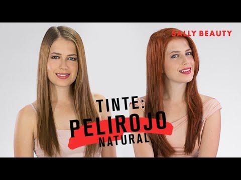Cómo conseguir el tono Pelirrojo Natural - YouTube e9fe4e034b67