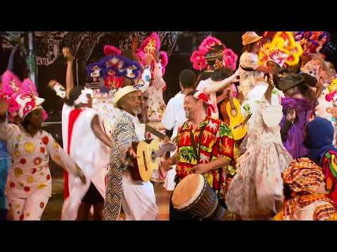 Carnival Messiah - The Film (West Yorkshire Playhouse Trailer September 2017)