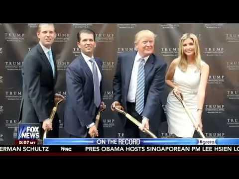 Ivanka Trump on The Record with Greta FULL Interview 8/2/16