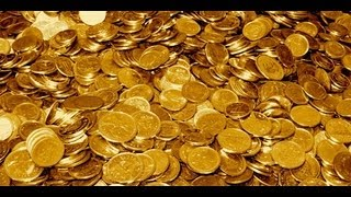 Piles and Piles of Gold (Skyrim's best loot EVER)