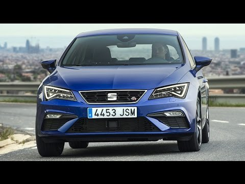test seat leon 1 0 tsi youtube. Black Bedroom Furniture Sets. Home Design Ideas