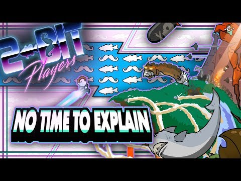 No Time To Explain | The Reject Frog Prince | 2-Bit Players
