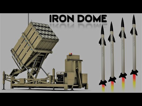 The Iron Dome Air Defence System that protects Israel from Hamas Rockets