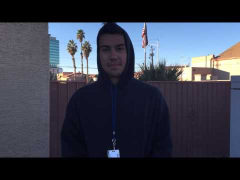 James from Las Vegas Rescue Mission