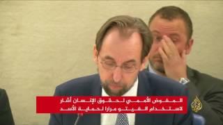 رعد الحسين: سوريا تحولت إلى غرفة تعذيب